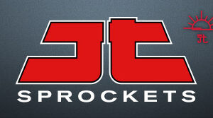 Logo de la marca Jt sprockets